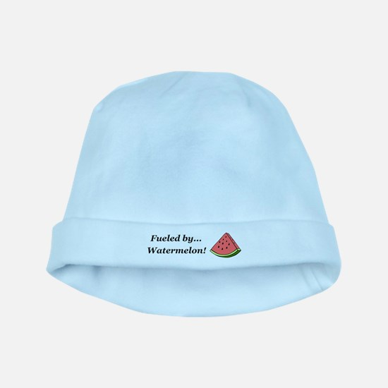 Fueled by Watermelon baby hat