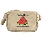 Fueled by Watermelon Messenger Bag