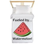 Fueled by Watermelon Twin Duvet