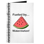 Fueled by Watermelon Journal