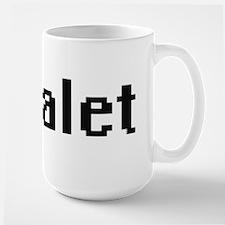 Valet Retro Digital Job Design Mugs