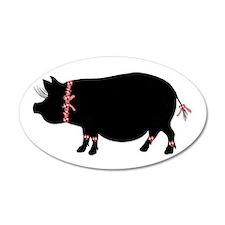 Piggies Den Wall Decal