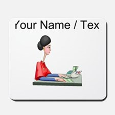 Accountant (Custom) Mousepad