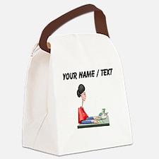 Accountant (Custom) Canvas Lunch Bag