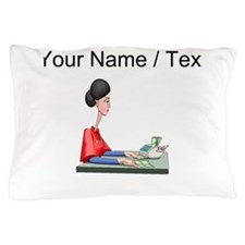 Accountant (Custom) Pillow Case