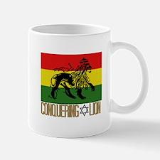Conquering Lion Mugs