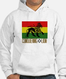Conquering Lion Hoodie