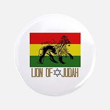 "Lion Of Judah 3.5"" Button"