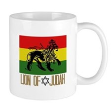 Lion Of Judah Mugs