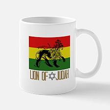 Lion Of Judah Mugs