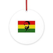 Haile Selassie I Ornament (Round)