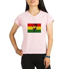 Haile Selassie I Performance Dry T-Shirt
