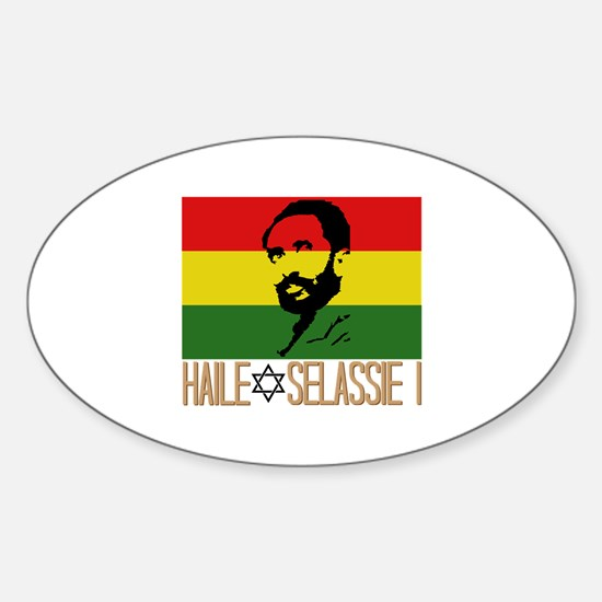 Haile Selassie I Decal