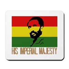 His Imperial Majesty Mousepad