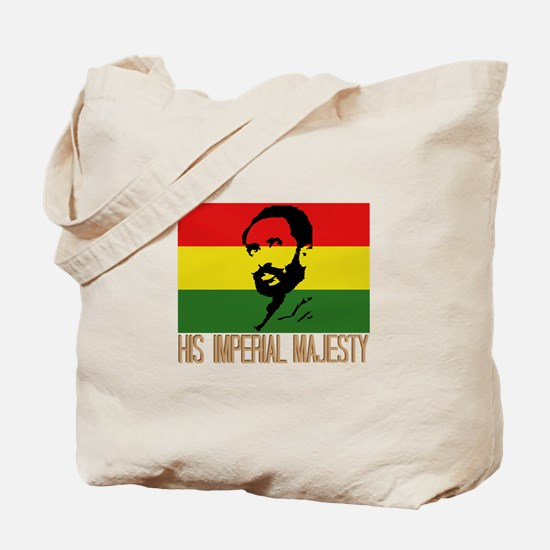 His Imperial Majesty Tote Bag
