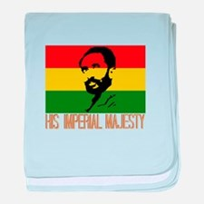 His Imperial Majesty baby blanket