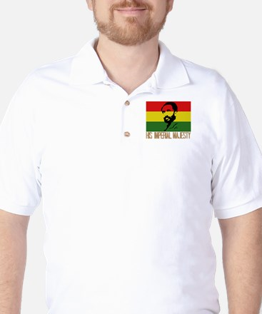 His Imperial Majesty Golf Shirt