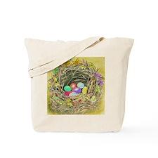 Easter Nest Tote Bag