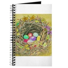 Easter Nest Journal