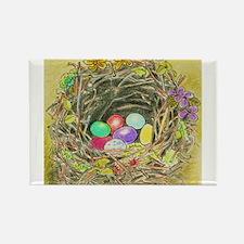 Easter Nest Magnets