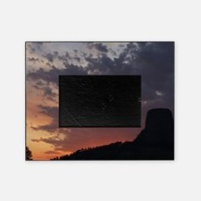 Towering Sunset Picture Frame