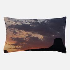 Towering Sunset Pillow Case