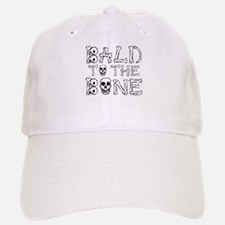 Bald to the Bone Baseball Baseball Cap