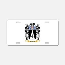 Kendrick Aluminum License Plate