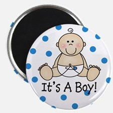 It's a Boy Baby Magnet