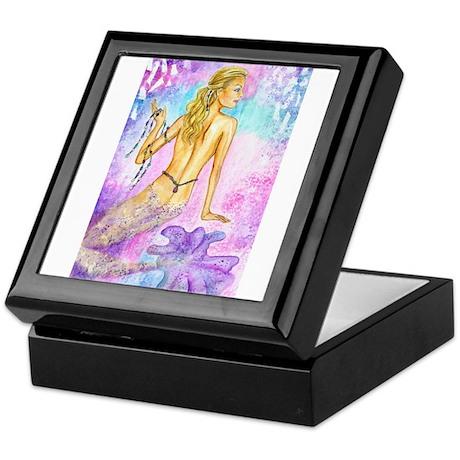 Ciarra Mermaid Keepsake Box