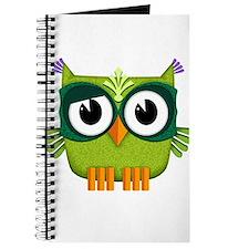 green owl Journal