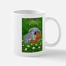 NAPTIME WITH TEDDY BEAR Mugs