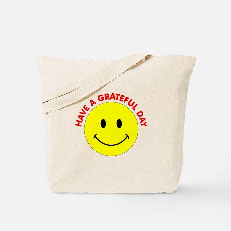 Grateful Day Tote Bag
