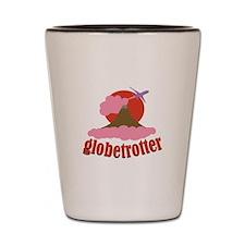 Globetrotter Shot Glass