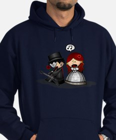 The Phantom Of The Opera Hoodie (dark)