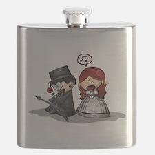 The Phantom Of The Opera Flask
