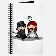 The Phantom Of The Opera Journal