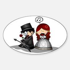 The Phantom Of The Opera Decal