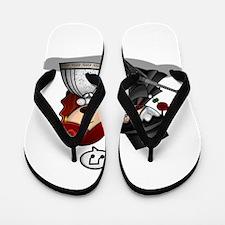 The Phantom Of The Opera Flip Flops