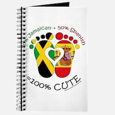 Jamaican Spanish Baby Journal