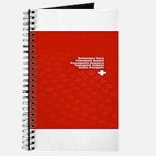 Cute Swiss Journal