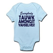 SNL Coffee Talk Amongst Yourselves Body Suit