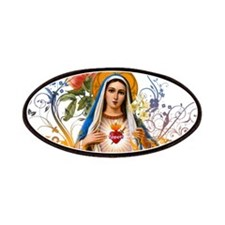 Immaculate Heart of Mary Patch
