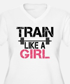 Train Like A Girl T-Shirt
