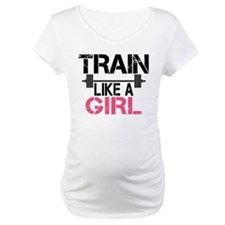 Train Like A Girl Shirt