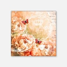 Soft floral Sticker