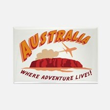 Australia Where Adventure Lives! Magnets