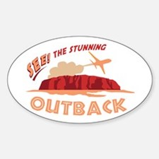 See! The Stunning Outback Decal