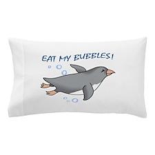 EAT MY BUBBLES Pillow Case