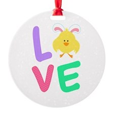 Cute My first easter Ornament
